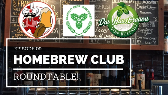 Episode 9: Homebrew Club Rountable!