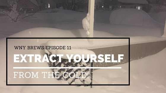 Episode 11: Extract Yourself from the Cold!