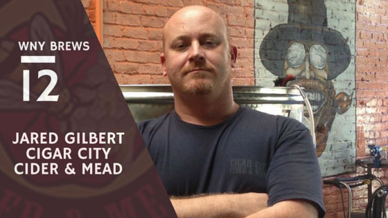 Episode 12: Jared Gilbert of Cigar City Cider and Mead