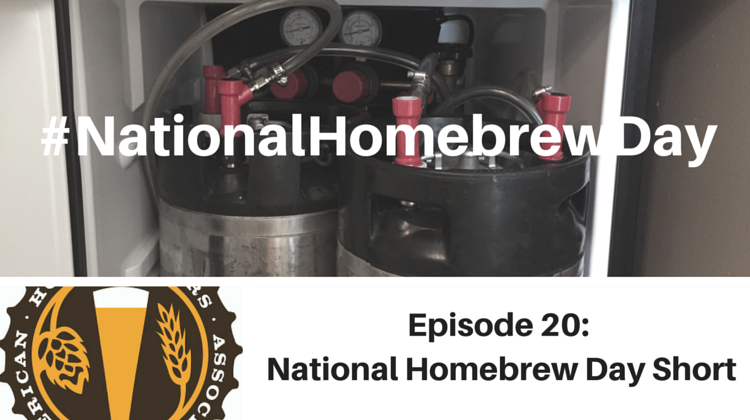 Episode 20: National Homebrew Day Short