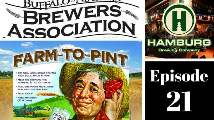 Episode 21: Farm to Pint 2016