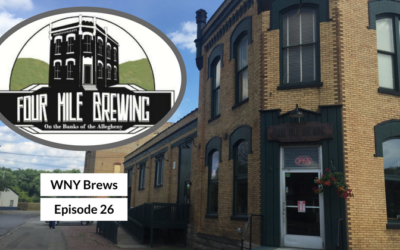 Episode 26: Four Mile Brewing