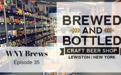 Episode 35: Brewed and Bottled in Lewiston
