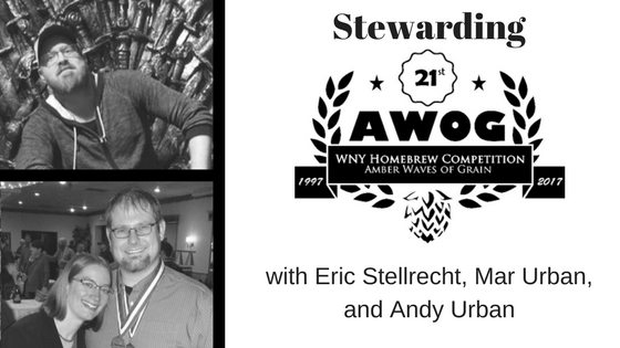 Stewarding AWOG with Eric Stellrecht, Mar Urban, and Andy Urban