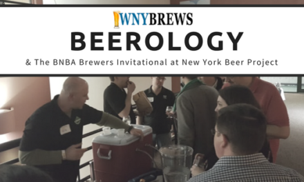 Ep 54: Beerology & The BNBA Brewers Invitational at New York Beer Project