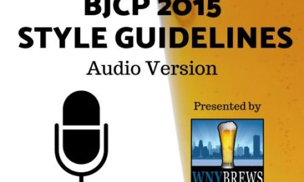 2015 BJCP Style Guidelines Audio Version Category 2